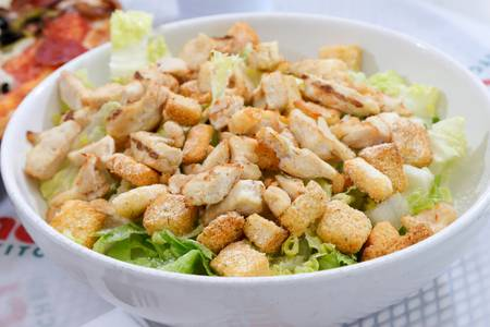 Chicken Caesar Salad from Ameci Pizza & Pasta - Irvine in Irvine, CA