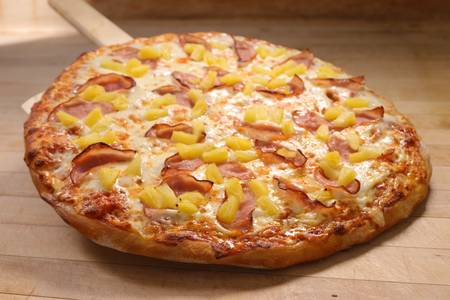 Hawaiian Delight Pizza from Ameci Pizza & Pasta - Irvine in Irvine, CA