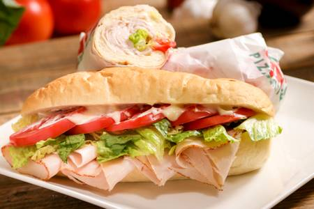 Turkey Sandwich from Ameci Pizza & Pasta - Irvine in Irvine, CA