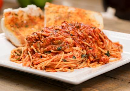 Angel Hair Ala Checca from Ameci Pizza & Pasta - Lake Forest in Lake Forest, CA