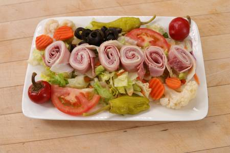 Mixed Antipasto Salad from Ameci Pizza & Pasta - Lake Forest in Lake Forest, CA