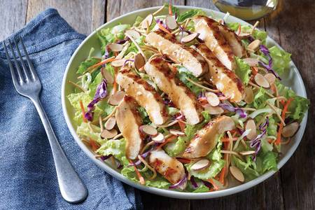 Grilled Oriental Chicken Salad from Applebee's - Green Bay East in Green Bay, WI