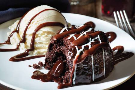 Triple Chocolate Meltdown? from Applebee's - Green Bay West in Green Bay, WI