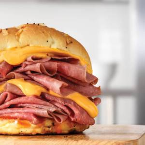 Double Beef 'n Cheddar from Arby's - 1014 in Green Bay, WI