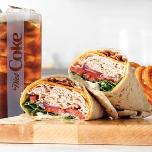 Roast Turkey Ranch & Bacon Wrap Meal from Arby's - 1014 in Green Bay, WI