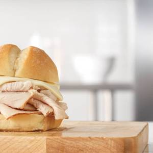 Turkey Slider from Arby's - 1014 in Green Bay, WI