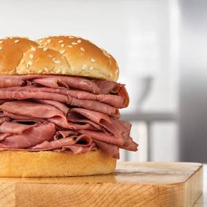 Double Roast Beef from Arby's - Eau Claire Hendrickson Dr (1958) in Eau Claire, WI