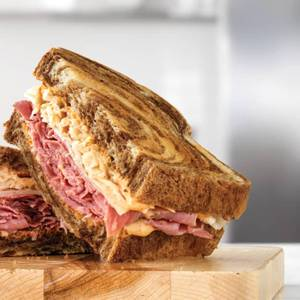 Reuben from Arby's - 423 in Green Bay, WI