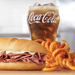 Classic French Dip & Swiss Meal from Arby's - Appleton W Wisconsin Ave (5020) in Appleton, WI
