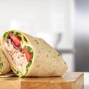 Roast Turkey & Swiss Wrap from Arby's - Appleton W Wisconsin Ave (5020) in Appleton, WI