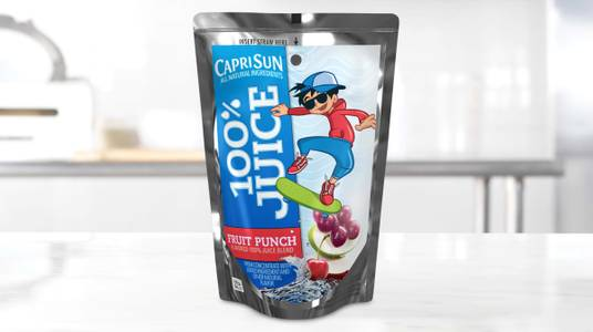 Capri Sun Juice from Arby's - Madison Collins Ct (6738) in Madison, WI