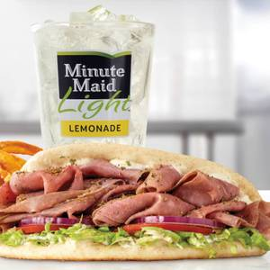 Roast Beef Gyro Meal from Arby's - 7246 in Fond du Lac, WI