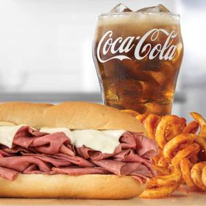 Half Pound French Dip & Swiss Meal from Arby's - Appleton W Northland Ave (7270) in Appleton, WI