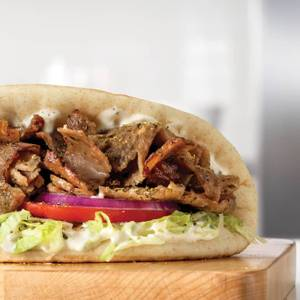 Traditional Greek Gyro from Arby's - Appleton W Northland Ave (7270) in Appleton, WI