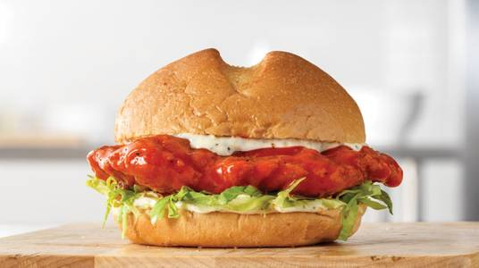 Buffalo Chicken Sandwich from Arby's - Neenah Westowne Dr (7638) in Neenah, WI