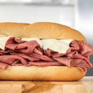 Half Pound French Dip & Swiss from Arby's - Neenah Westowne Dr (7638) in Neenah, WI