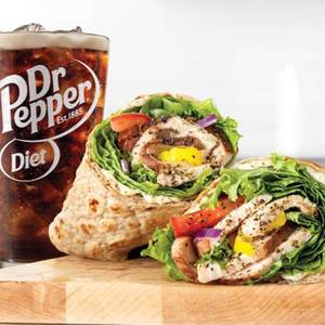 Market Fresh Creamy Mediterranean Chicken Wrap Meal from Arby's - Middleton Murphy Dr (7757) in Middleton, WI
