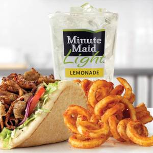 Greek Gyro Meal from Arby's - 8545 in Green Bay, WI