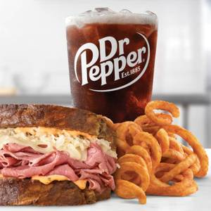 Reuben Meal from Arby's - 8545 in Green Bay, WI