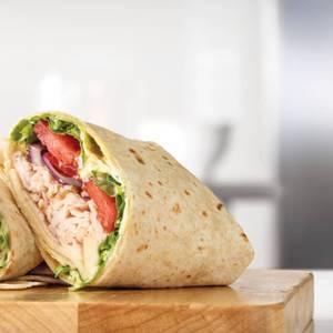 Roast Turkey & Swiss Wrap from Arby's - 8545 in Green Bay, WI