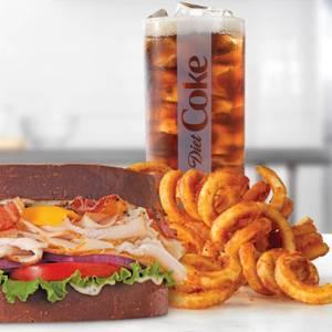Roast Turkey Ranch & Bacon Sandwich Meal from Arby's - 8545 in Green Bay, WI