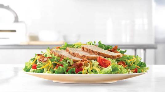 Roast Chicken Salad from Arby's - De Pere Lawrence Dr (7164) in De Pere, WI