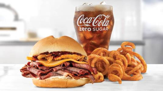 Smokehouse Brisket Meal from Arby's - De Pere Lawrence Dr (7164) in De Pere, WI