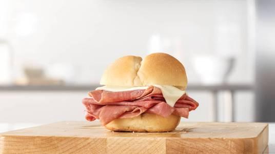 Roast Beef Slider from Arby's - Dubuque John F Kennedy Rd in Dubuque, IA