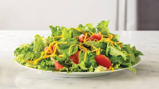 Side Salad from Arby's - Eau Claire N Clairmont Ave (8750) in Eau Claire, WI