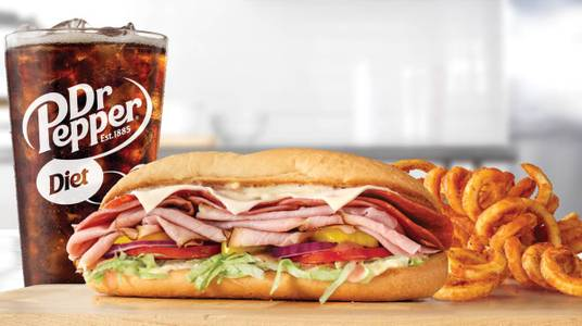 Loaded Italian Meal from Arby's -  Green Bay Cedar Hedge Ln (6888) in Green Bay, WI