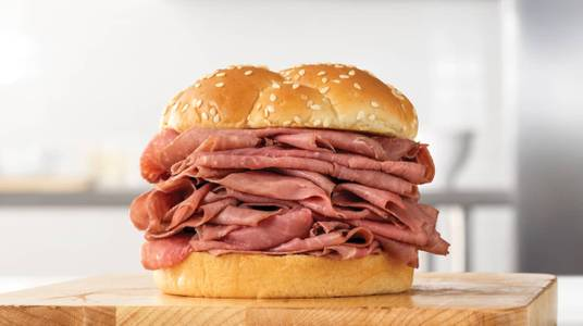 Classic Roast Beef from Arby's - Madison Collins Ct (6738) in Madison, WI