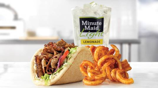 Greek Gyro Meal from Arby's - Middleton Murphy Dr (7757) in Middleton, WI