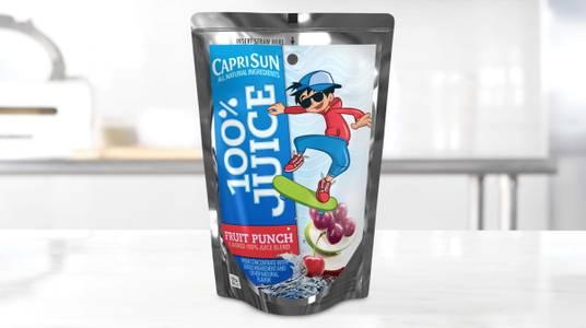 Capri Sun Juice from Arby's - 6627 in New Franken, WI