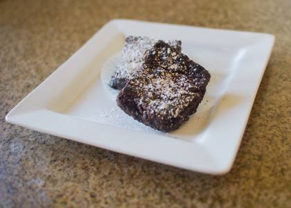 Brownie from Archibowls in Lawrence, KS