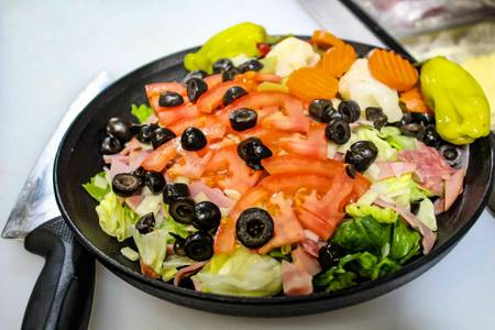 Antipasto Salad from Aroma Pizza & Pasta in Lake Forest, CA