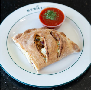 BBQ Chicken Calzone from Aroma Pizza & Pasta in Lake Forest, CA