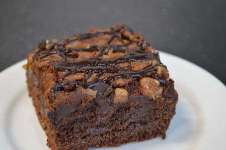 Brownie from Aroma Pizza & Pasta in Lake Forest, CA
