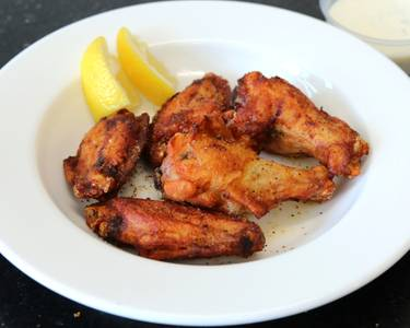 Lemon Pepper Wings from Aroma Pizza & Pasta in Lake Forest, CA