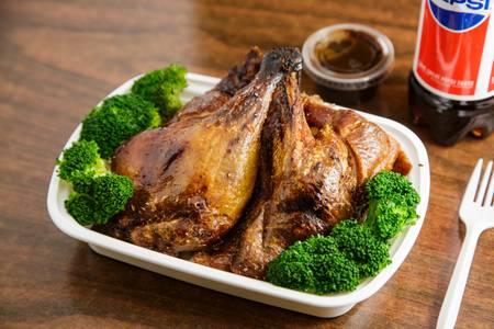 A2. Roast Duck from Asian Kitchen in Madison, WI