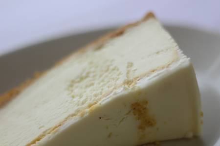 New York Plain Cheesecake from Bacci's Pizza & Pasta - Carrollton in Carrollton, TX