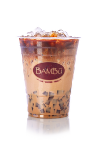 Iced Coffee Milk Tea from Bambu in Madison, WI