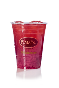 Raspberry Juice from Bambu in Madison, WI