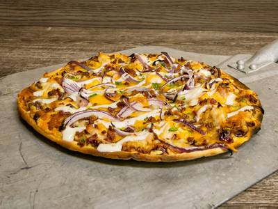 Smokey BBQ Chicken Ranch from Bari Pizzeria in West Allis, WI