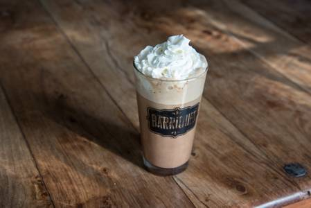 Specialty: Mexican Mocha from Barriques - Downtown in Madison, WI