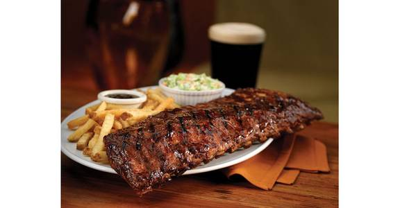 Oh Baby Back Ribs - Full from Bennigan's on the Fly in Dubuque, IA