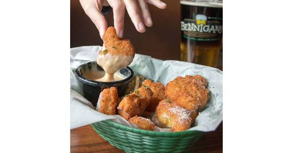 Original Recipe Broccoli Bites from Bennigan's on the Fly in Dubuque, IA