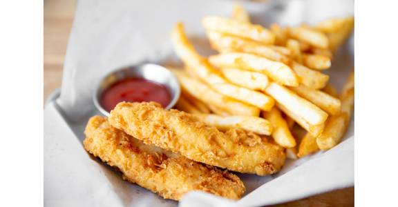 Kids Chicken Tenders & Fries from Bites Restaurant in Forest Grove, OR