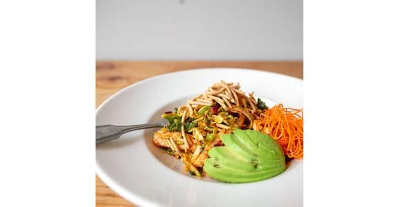 Korean Chicken Salad from Bites Restaurant in Forest Grove, OR