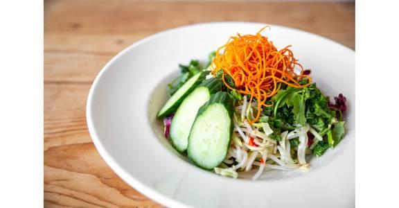 Thai Lemon Salad from Bites Restaurant in Forest Grove, OR