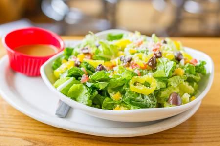Side Salad from Bodega Brew Pub in La Crosse, WI